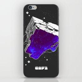 Fluorite iPhone Skin