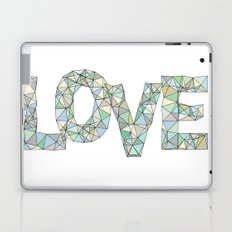 A Four Letter Word Laptop & iPad Skin