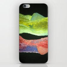 Woman Vs Woman iPhone & iPod Skin