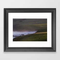 Late Afternoon Framed Art Print