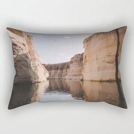 Slotty Canyon Rectangular Pillow