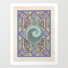 The Ninth Wave Art Print