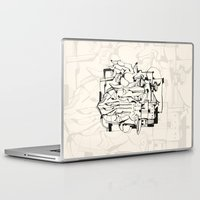 solid Laptop & iPad Skins featuring Solid Ground by 5wingerone