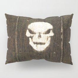 Steel Wall Pillow Sham