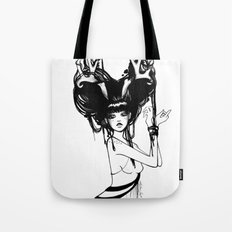 The Bound Fawn Tote Bag