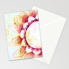 tea flower Stationery Cards
