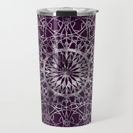 Fire Blossom - Violet Travel Mug