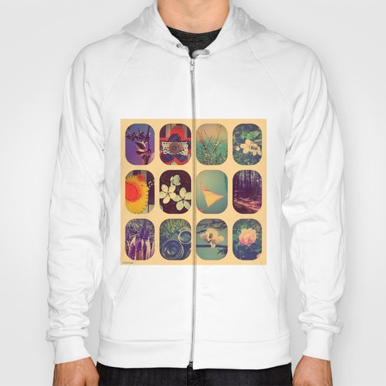 Spring collage Hoody