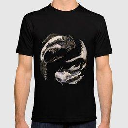Yin Yang Koi T-shirt