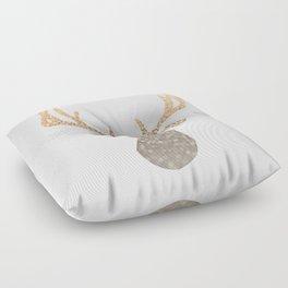 GOLD DEER Floor Pillow