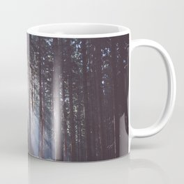 Magic forest - Landscape and Nature Photography Coffee Mug