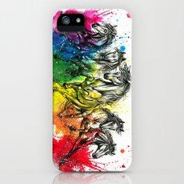 Rainbow Makers iPhone Case