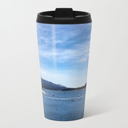 Big Bear Lake Travel Mug