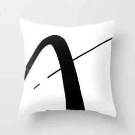 STAR GATE Throw Pillow