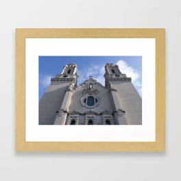 St. Cecilia's Cathedral Framed Art Print