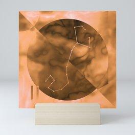 SCORPIO (ASTRAL SIGN) Mini Art Print