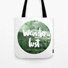 Wanderlust Tote Bag