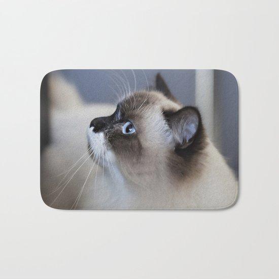 Ragdoll Cat Bath Mat