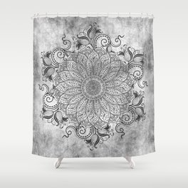 Ashes Shower Curtain
