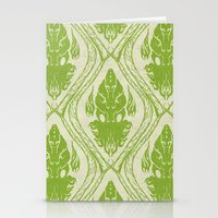 cthulu Stationery Cards featuring Patternthulu by Derek Quinlan