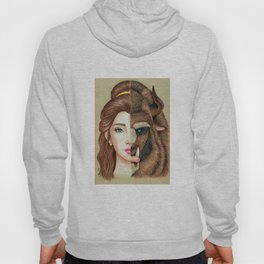 Beauty & the Beast Hoody
