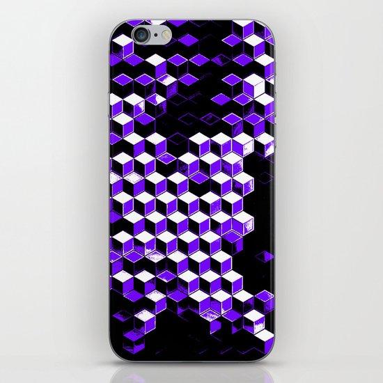 8byx_qbix iPhone & iPod Skin