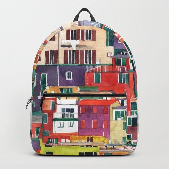 Cinque Terre Backpacks