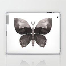 Black butterfly Laptop & iPad Skin