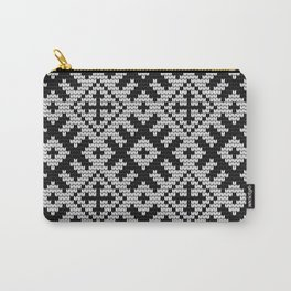 Pattern in Grandma Style #24 Carry-All Pouch