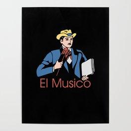 El Musico - Gift Poster