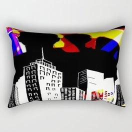 Cabsink16DesignerPatternLIC Rectangular Pillow