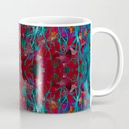 Emerald tree geometry III Coffee Mug