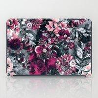 dahlia iPad Cases featuring Dahlia by RIZA PEKER