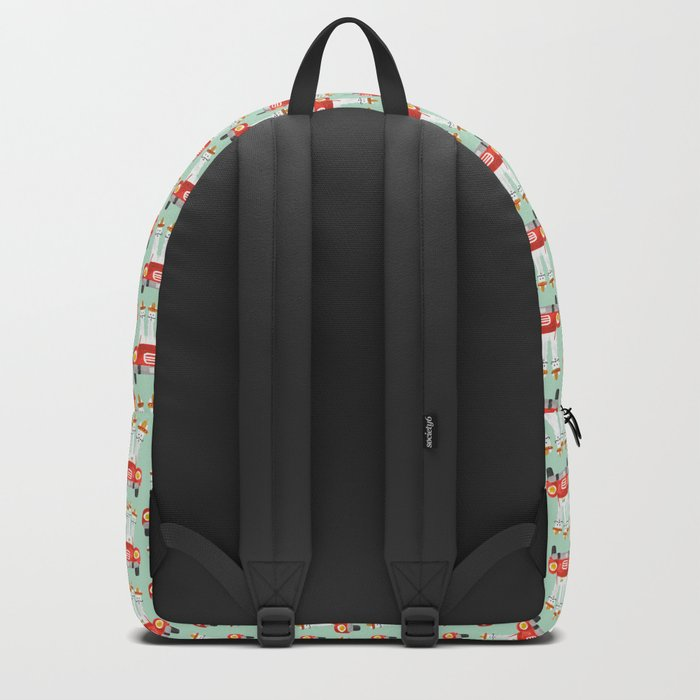 The four amigos Backpack