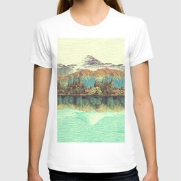 The Unknown Hills in Kamakura T-shirt