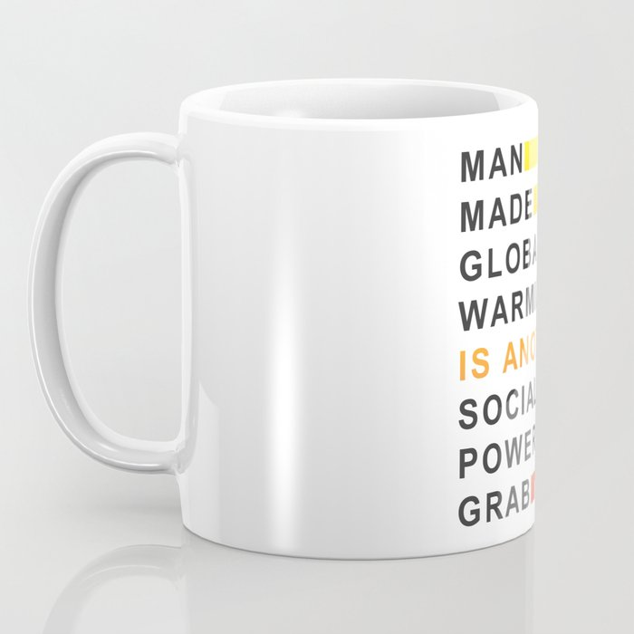 Socialist Power Grab Coffee Mug