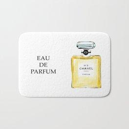 Classic Yellow Parfum Bath Mat