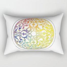 Rosace Rectangular Pillow