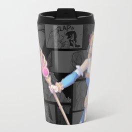 Aphrodite Comic Panels Travel Mug