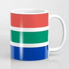 Flag of South Africa, High Quality image Coffee Mug