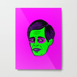 STEVE BUSCEMI OH SO DREAMY  Metal Print
