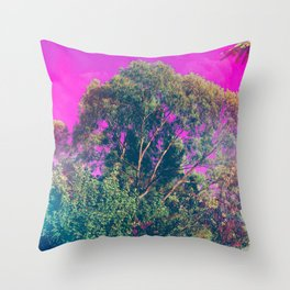 There IS No Path To Happiness, Happiness is The Path Throw Pillow