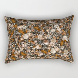Baroque Macabre Rectangular Pillow
