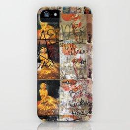 Nat Jaw iPhone Case