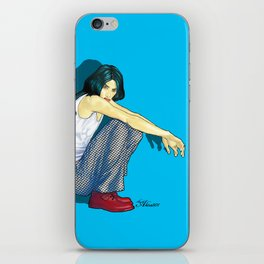 801 CAT & MOUSE iPhone Skin