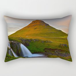 The Mountain & The Falls Rectangular Pillow