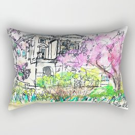 Osgoode Hall Toronto Rectangular Pillow