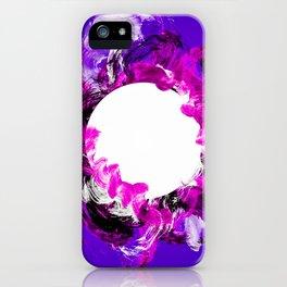 In Circle - III iPhone Case