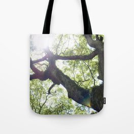 Earth beat Tote Bag