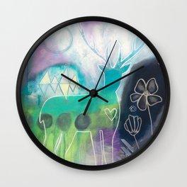Share Your Magic Wall Clock